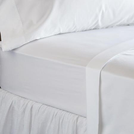 SIMPLE LUXURY FITTED SHEET