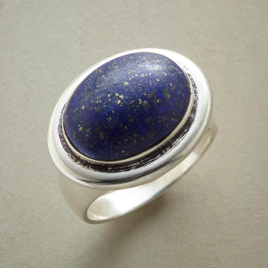 ENCHANTED BY BLUE RING