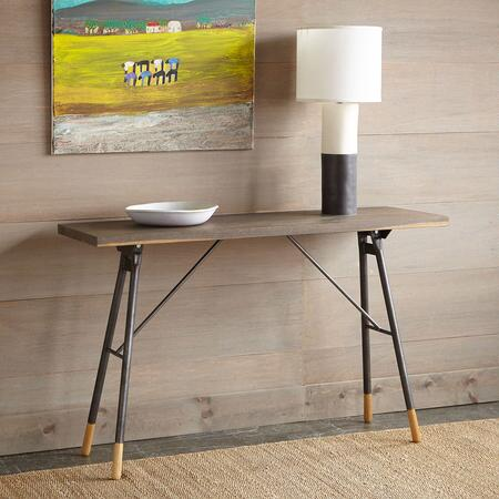 PENNSYLVANIA DUTCH CONSOLE TABLE