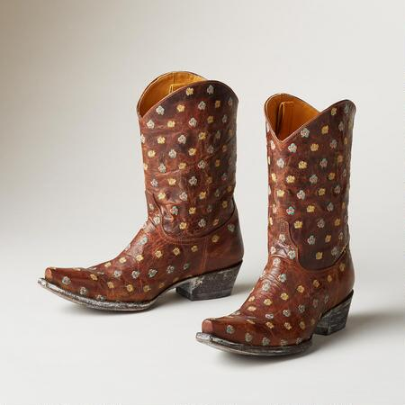 FLORES MUCHAS BOOTS