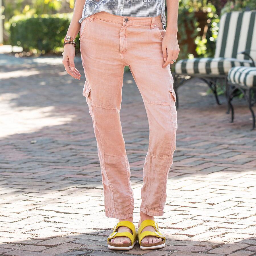 ANNAMAE LINEN PANTS