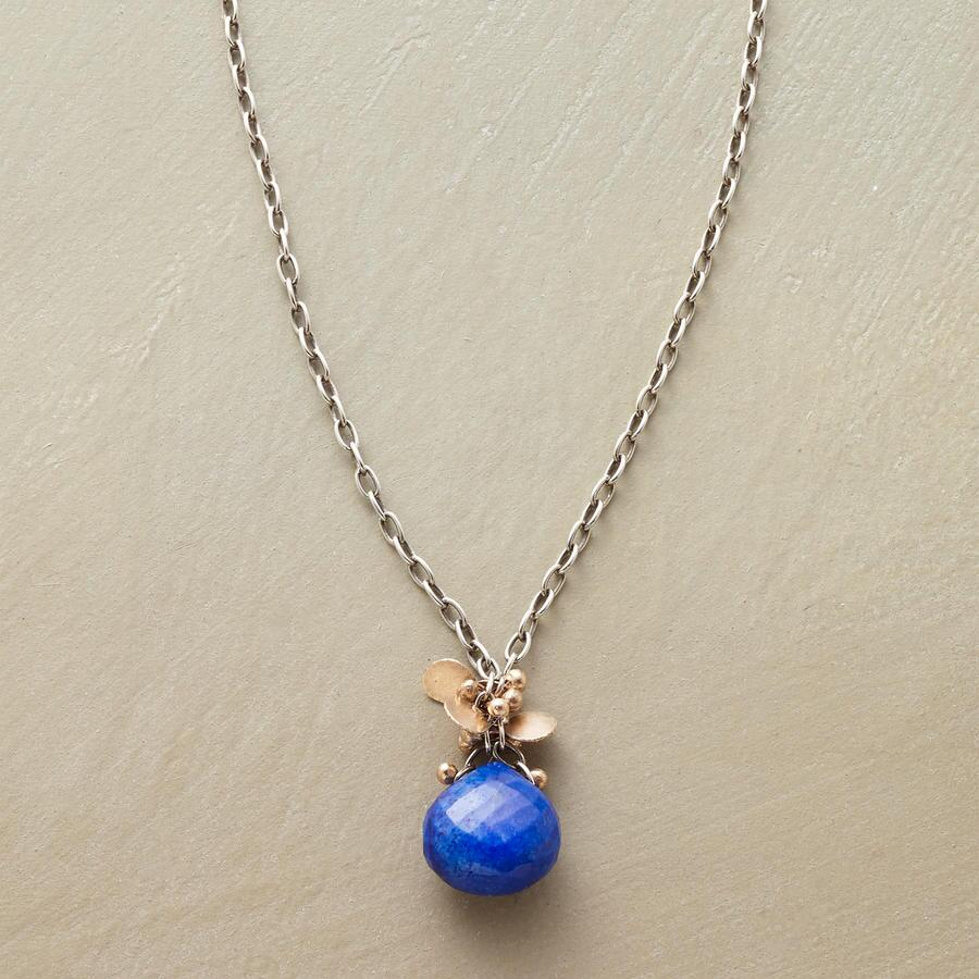 HAIL BLUE NECKLACE