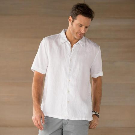 DIVIDENDS LINEN SHIRT