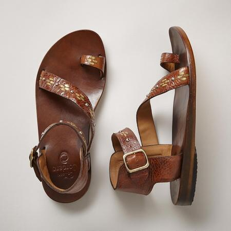 STREETS OF GOLD SANDALS