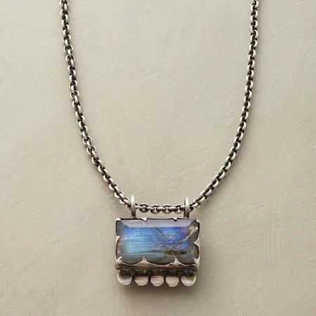 MODERN AMULET NECKLACE
