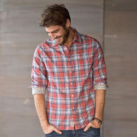 RED TIMBER SHIRT