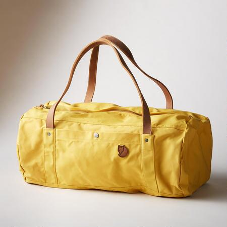 TRAVELOGUE DUFFLE BAG