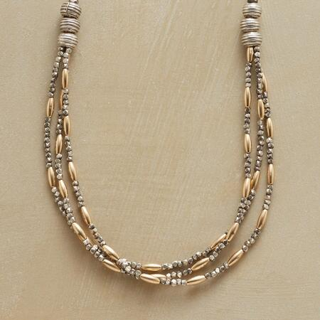 TIMES THREE NECKLACE
