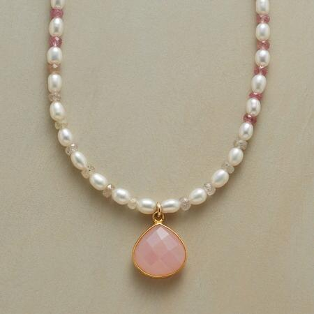 PINK PLEASURES NECKLACE