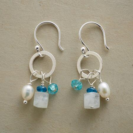 MOON LAGOON EARRINGS