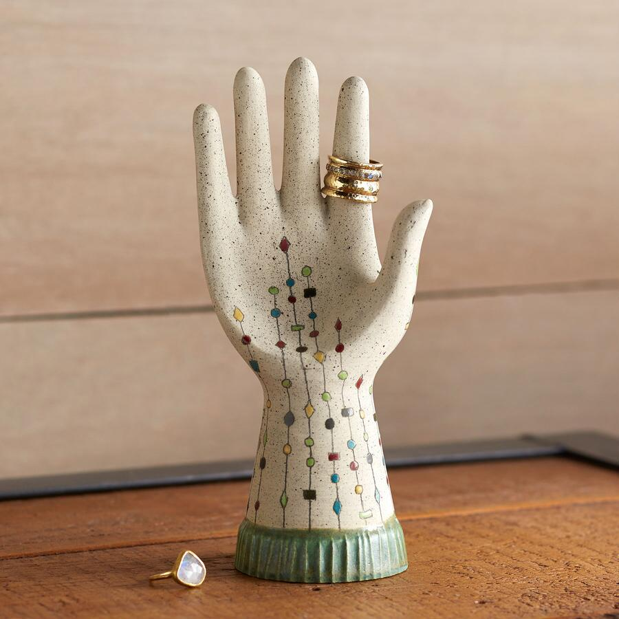 GRACEFUL HAND JEWELRY HOLDER