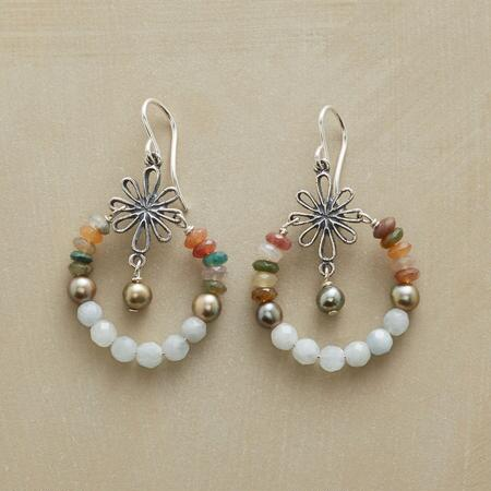 SEAFLOWER EARRINGS