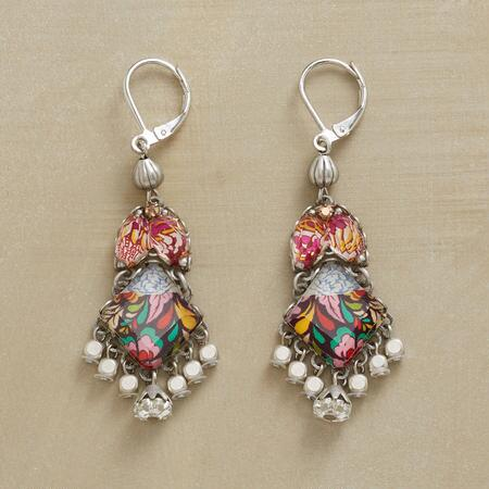 MYRIAD OF COLOR EARRINGS