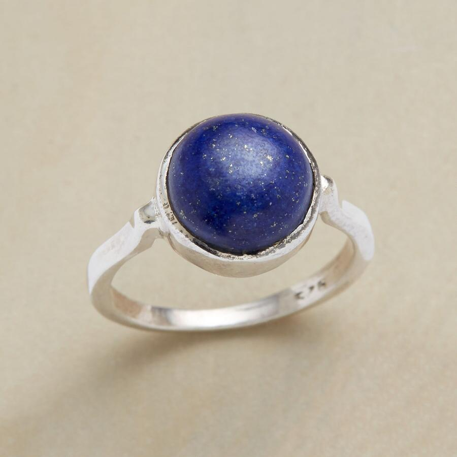 BLUE PLANET RING