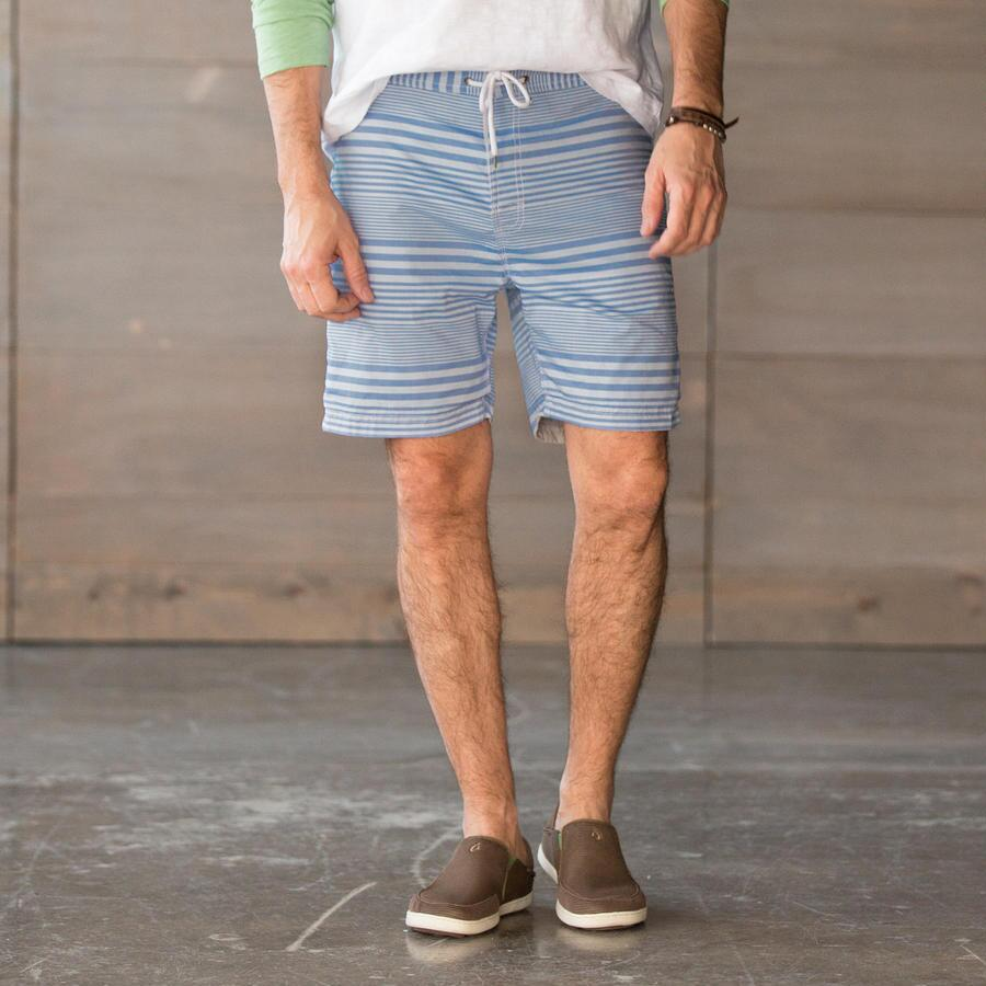 COASTLINE SWIM TRUNKS