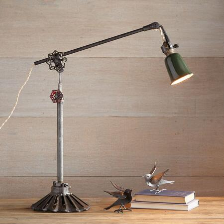MILWAUKEE TABLE LAMP