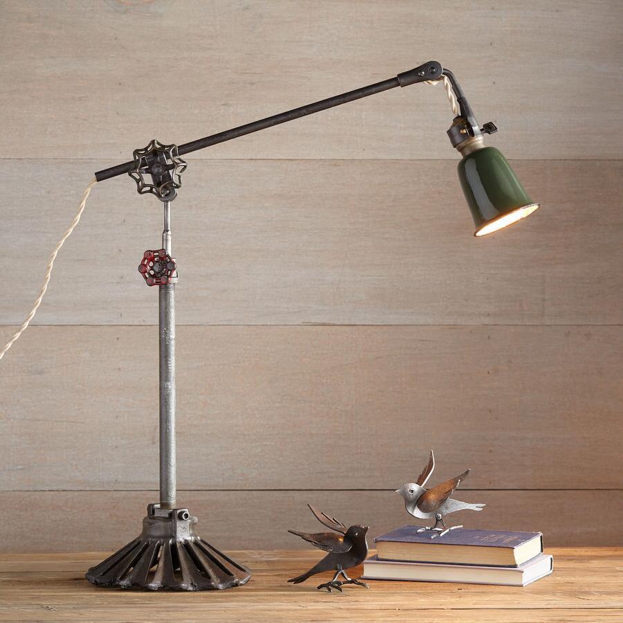 MILWAUKEE TABLE LAMP