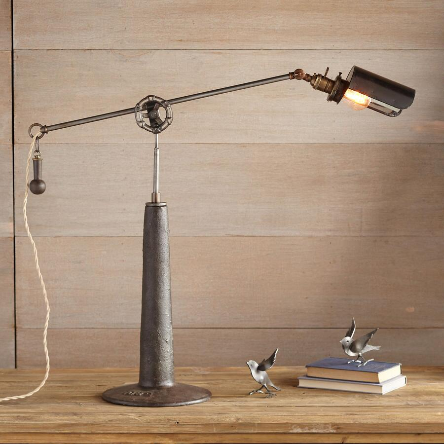 DEARBORN TABLE LAMP
