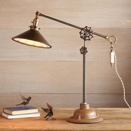 LOUISVILLE TABLE LAMP