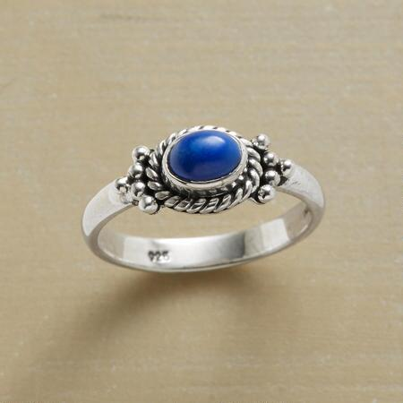 ALL ABOUT BLUE RING