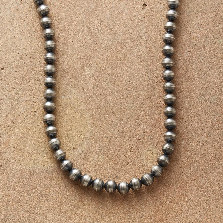 STERLING SOUTHWEST PEARL NECKLACE