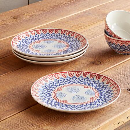 AMERICAN... DINNER PLATE S/4