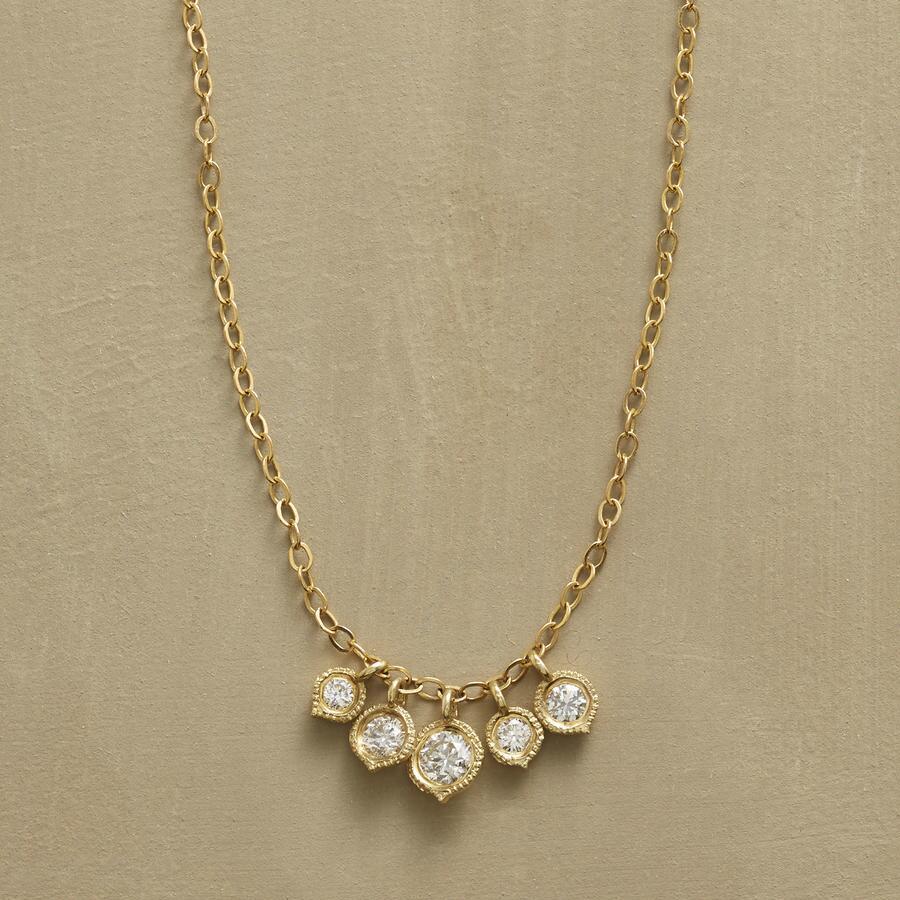 DANCING DIAMONDS NECKLACE