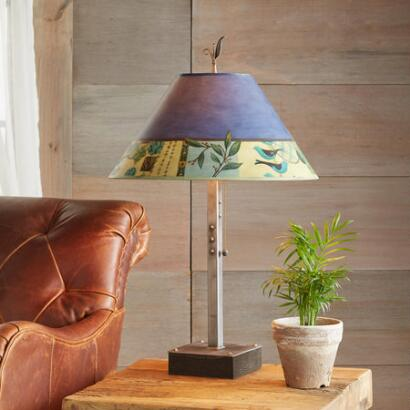 BLUE HORIZONS TABLE LAMP