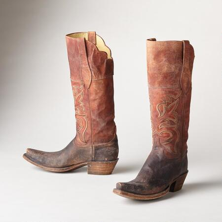 MORGAN STITCHED BOOTS