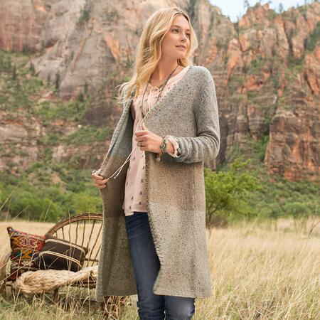 SHADES OF GRACE CARDIGAN