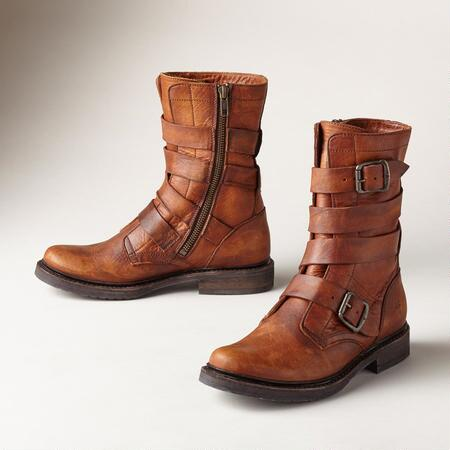 VERONICA TANKER BOOTS