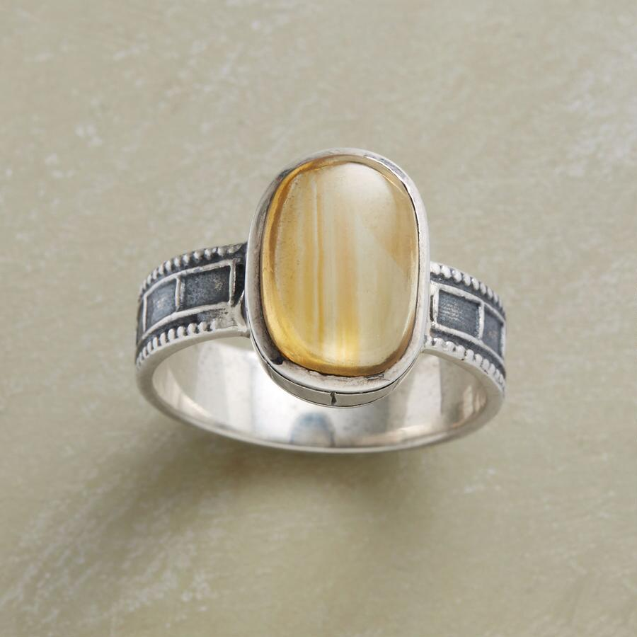 OPEN BOOK RING