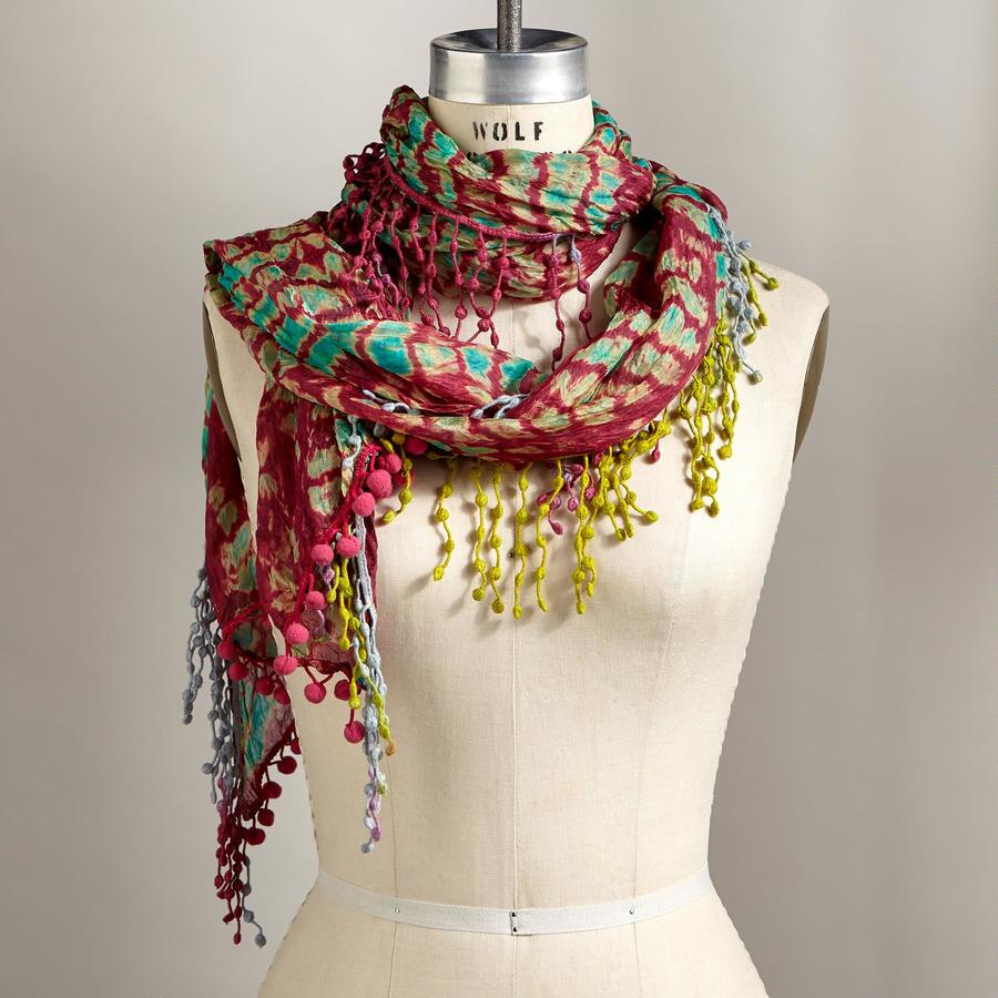 HEART OF THE SEA SCARF