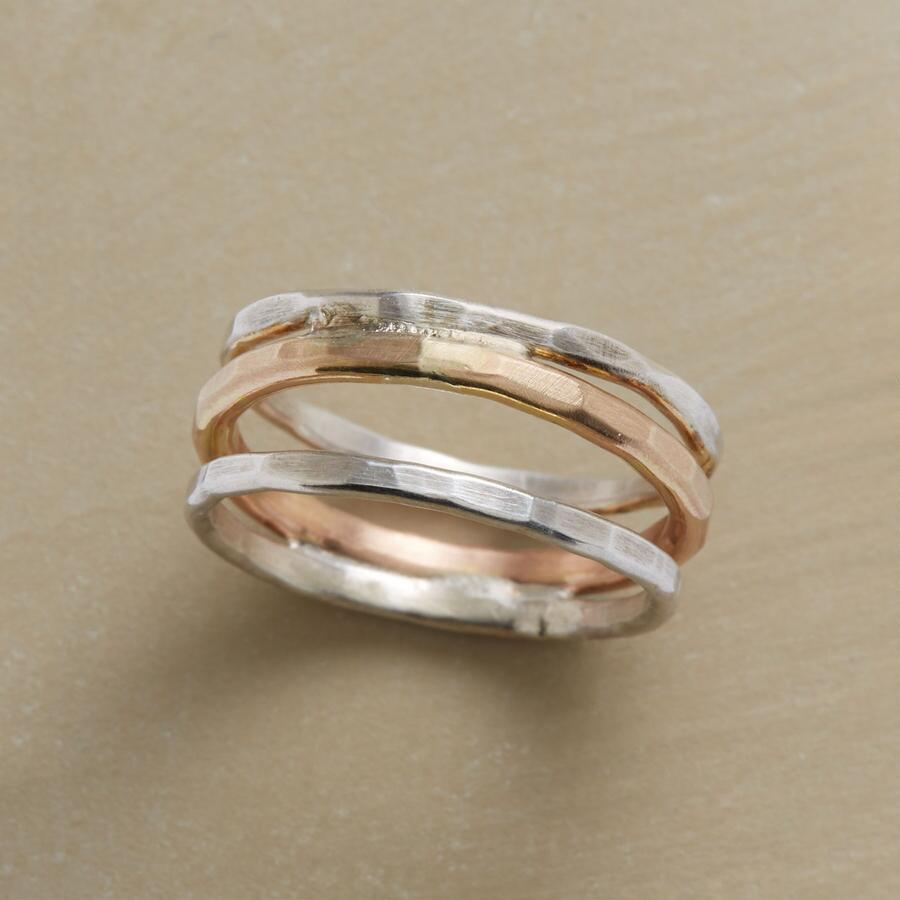TRAJECTORIES RING