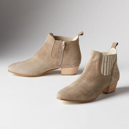 SUNNY DAY ANKLE BOOTS