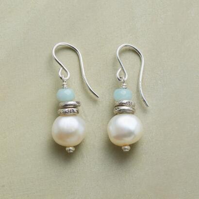 SERENITY PEARL EARRINGS