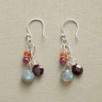 LABRADORITES ET CETERA EARRINGS