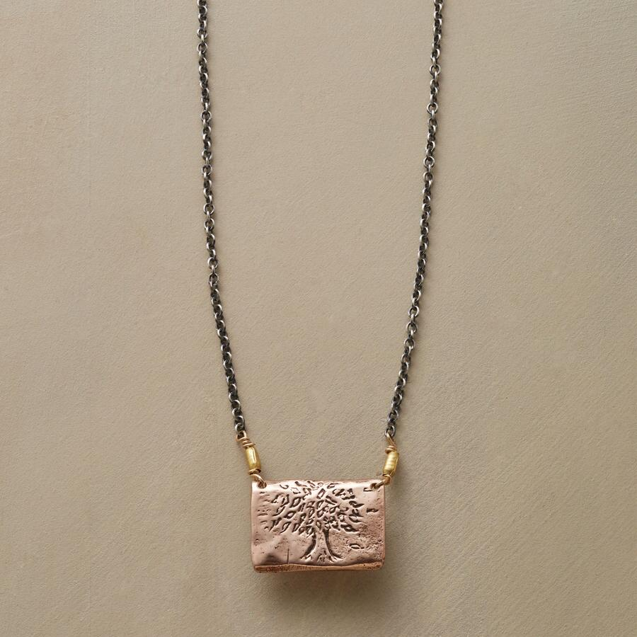 NATURALLY STRONG NECKLACE