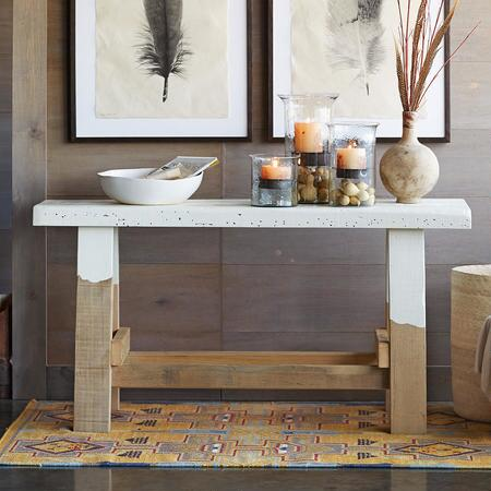 MORLEY SAWHORSE CONSOLE
