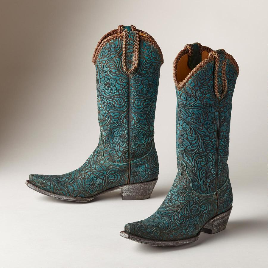 CASSIDY BOOTS