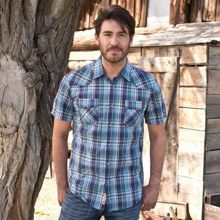 CALHOUN PLAID SHIRT