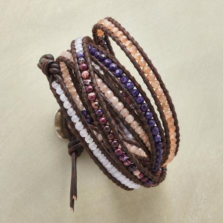 DAWN SKIES 5-WRAP BRACELET