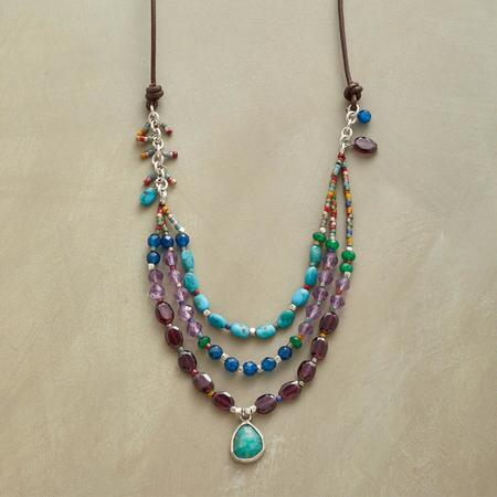 COAST LINES NECKLACE