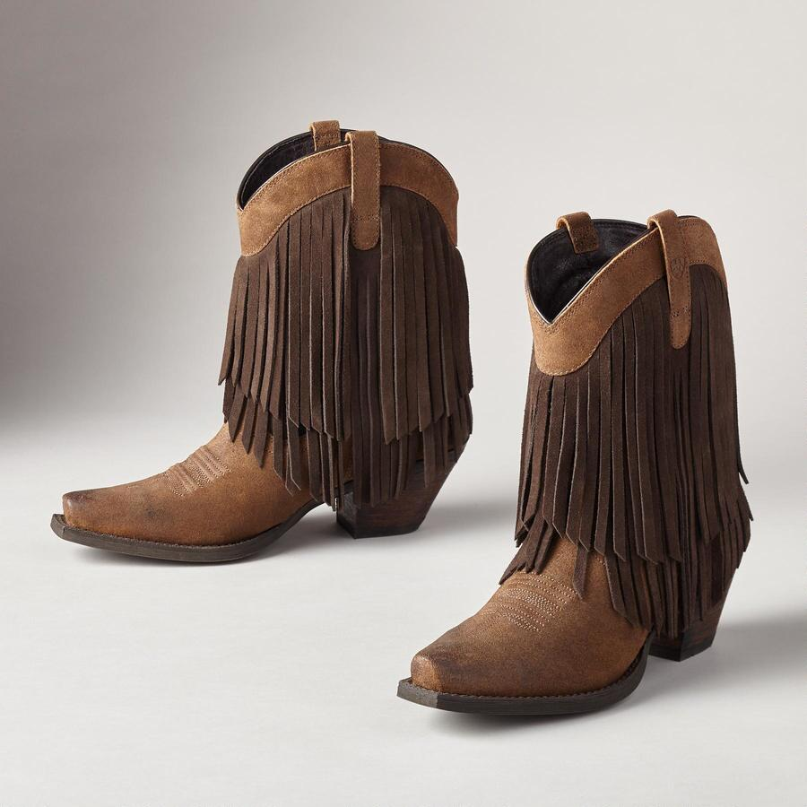 WESTERN GOLD RUSH BOOTS