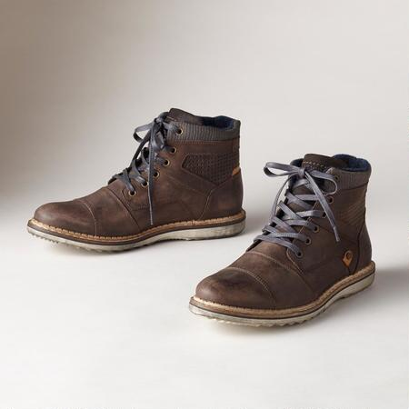 LAUREATE LOW BOOTS