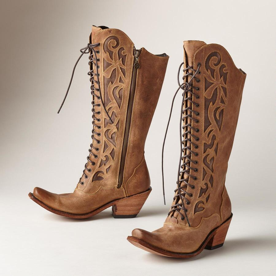 FRENCH QUARTER BOOTS