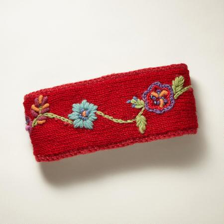 SNOW BLOSSOM HEADBAND