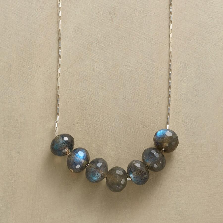 ARC OF SEVEN NECKLACE