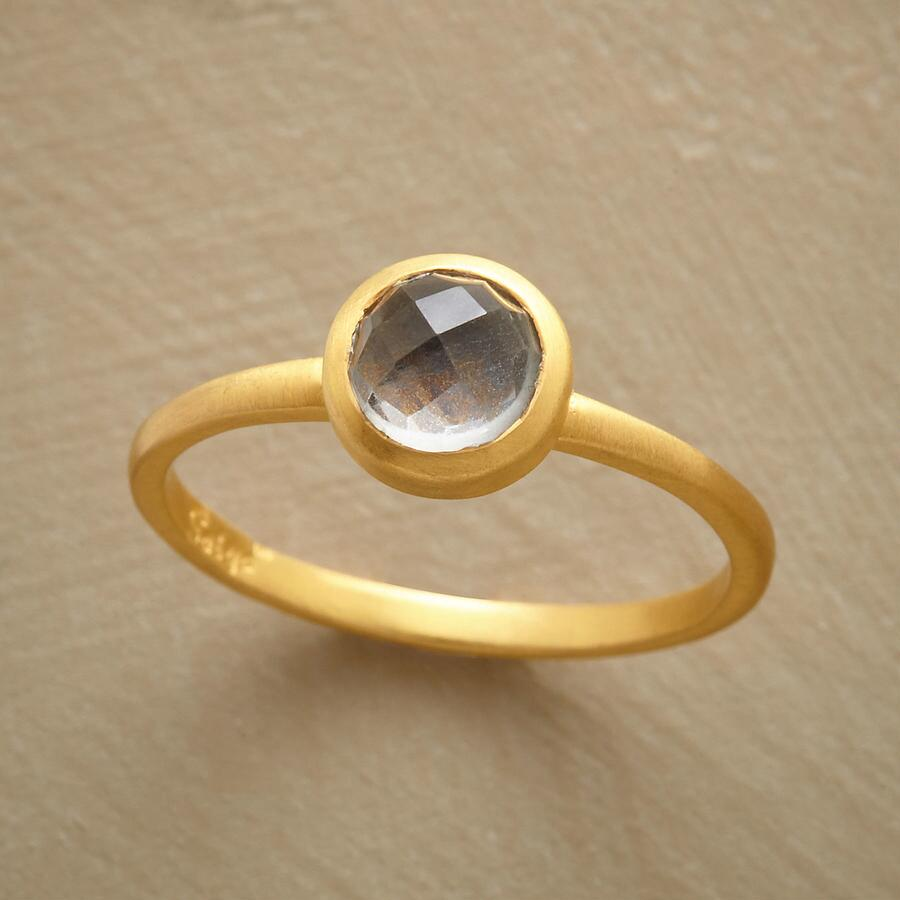 GREEN CENTERPOINT RING