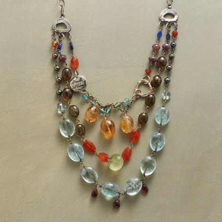 SUNSPLASH NECKLACE